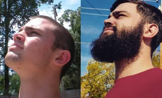 20 fotos que comprovam o crescimento da barba muda tudo 1