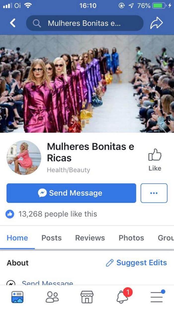 19 páginas mais diferentonas e estranhas do Facebook 11