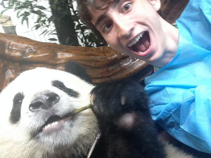 20 pessoas que estão fazendo selfies como um profissional 9