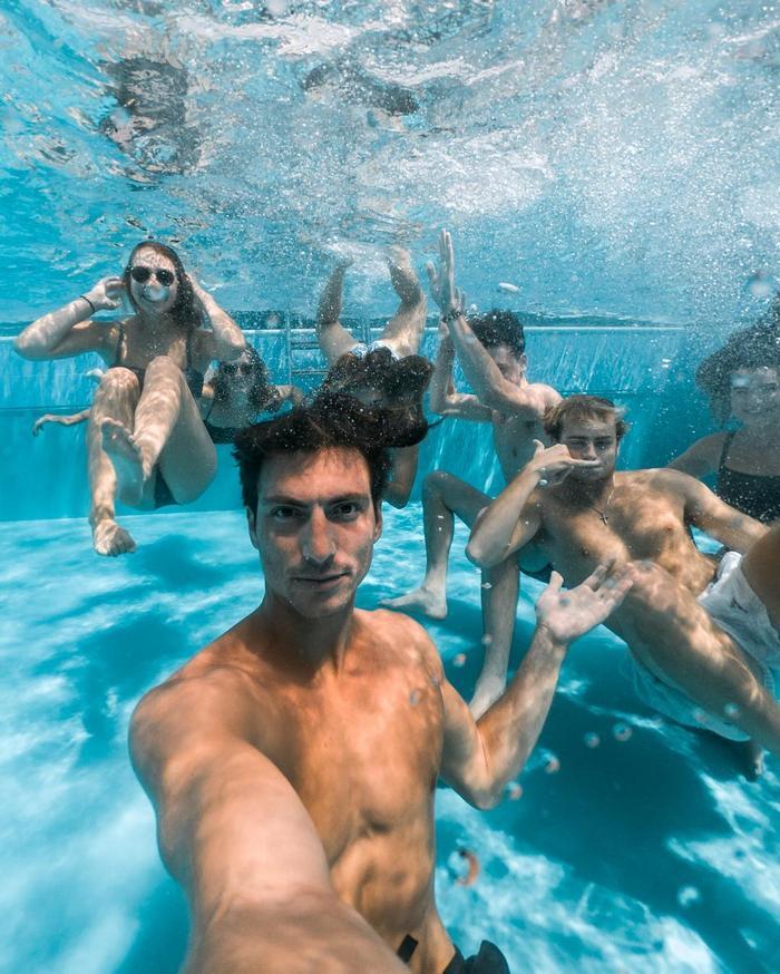 20 pessoas que estão fazendo selfies como um profissional 20