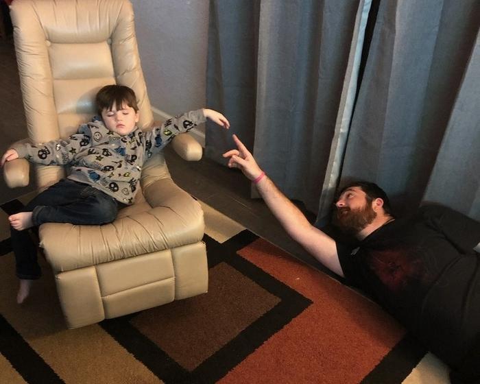 19 fotos que definem perfeitamente o que é ter crianças em casa 7