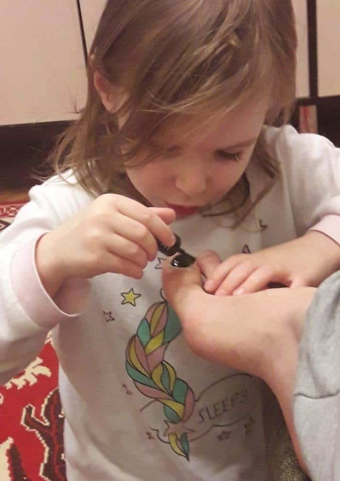 19 fotos que definem perfeitamente o que é ter crianças em casa 12