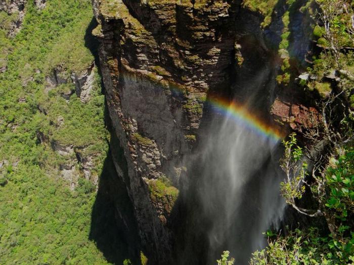 25 impressionantes cachoeiras do Brasil 3