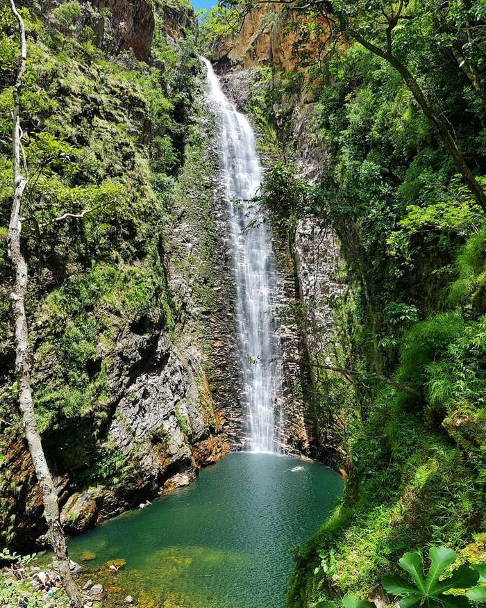 25 impressionantes cachoeiras do Brasil 5