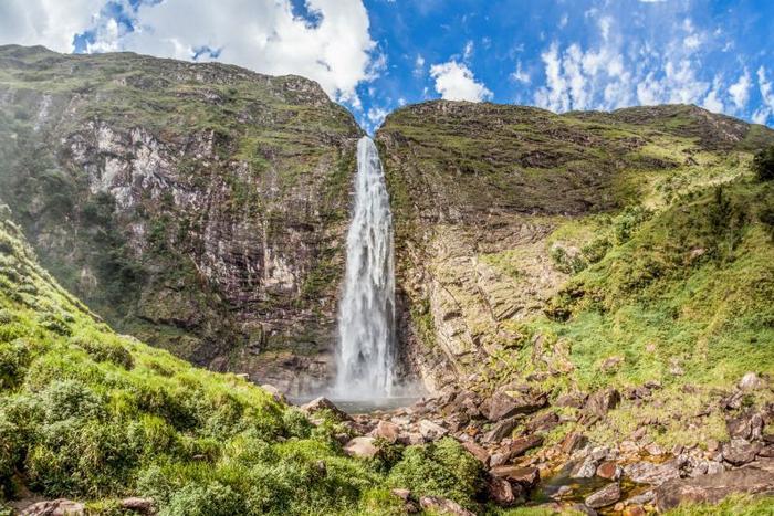 25 impressionantes cachoeiras do Brasil 6