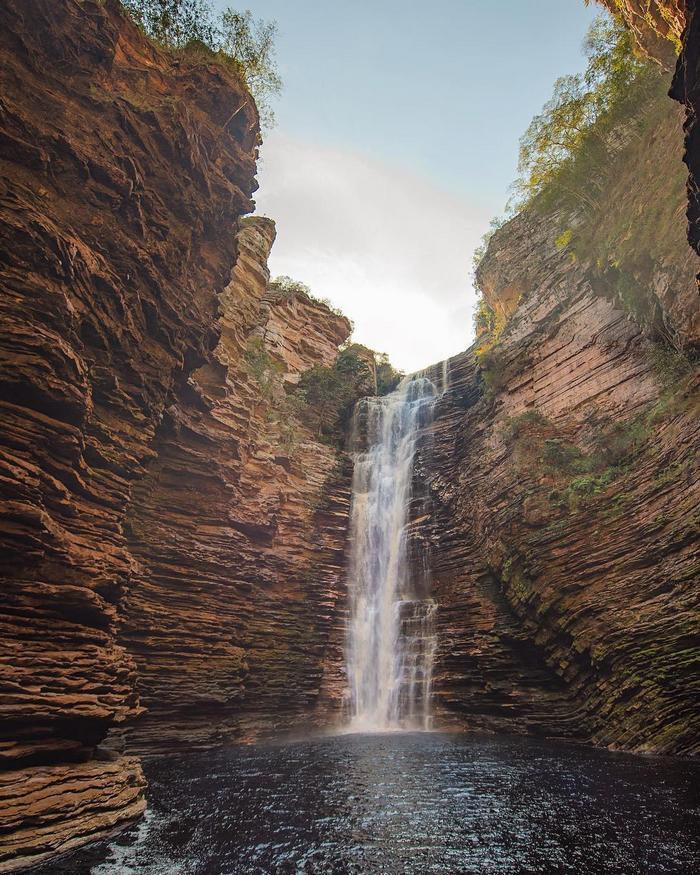 25 impressionantes cachoeiras do Brasil 14