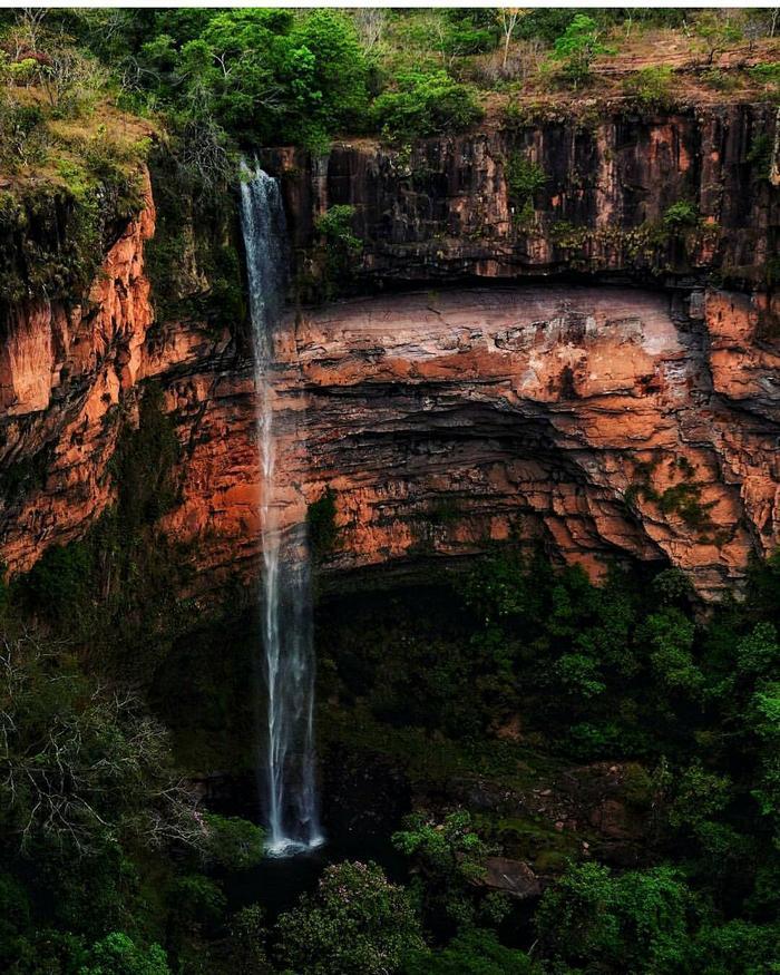 25 impressionantes cachoeiras do Brasil 15
