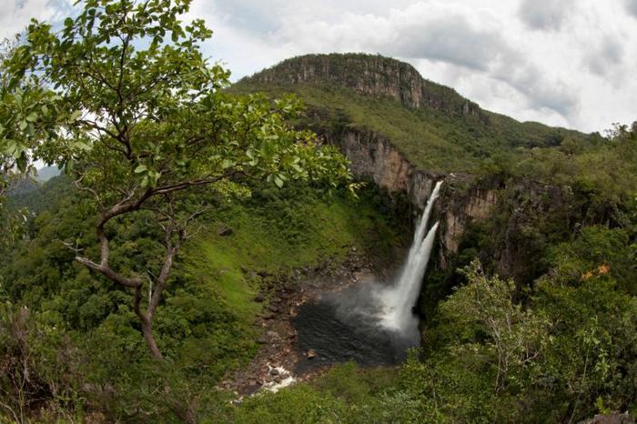 25 impressionantes cachoeiras do Brasil 16