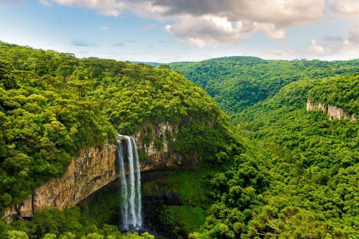 25 impressionantes cachoeiras do Brasil 17