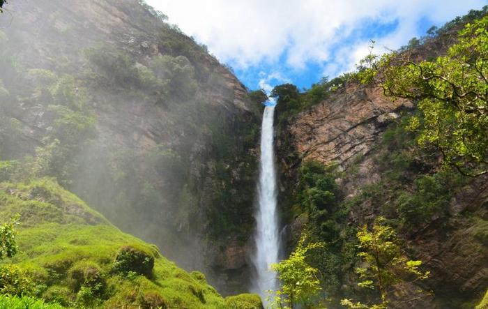 25 impressionantes cachoeiras do Brasil 18