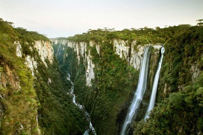 25 impressionantes cachoeiras do Brasil 22