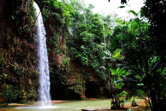 25 impressionantes cachoeiras do Brasil 26