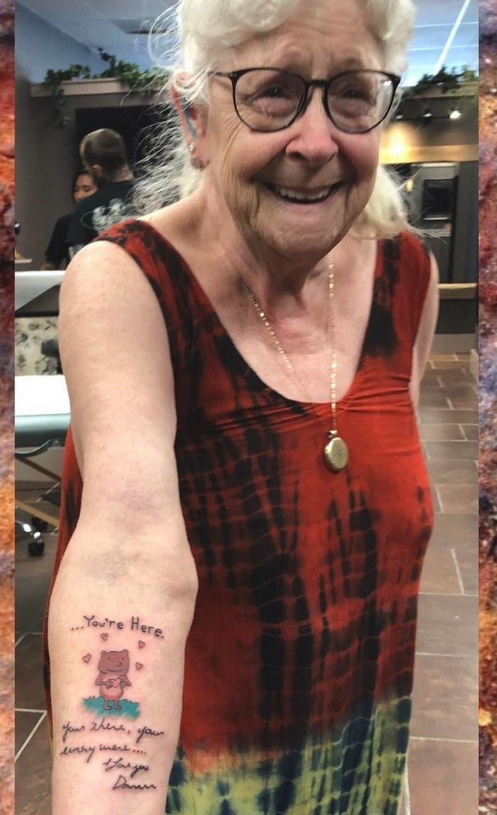 20 tatuagens comoventes feitas para mostrar o poder do amor 7