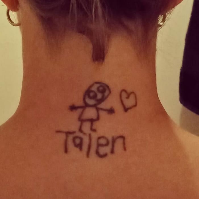 20 tatuagens comoventes feitas para mostrar o poder do amor 17