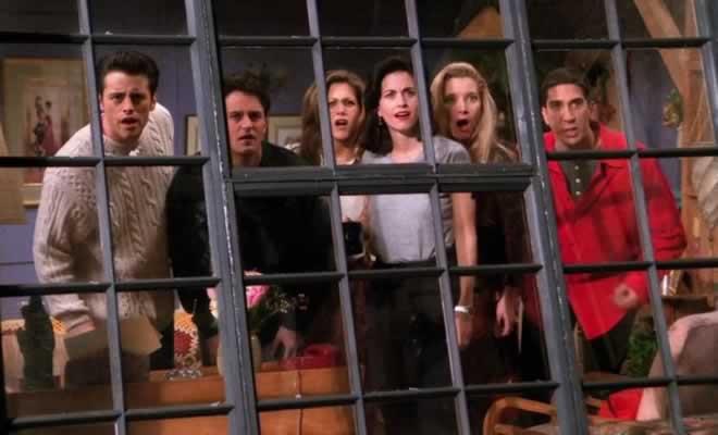 20 coisas que só quem é fã de Friends vai entender