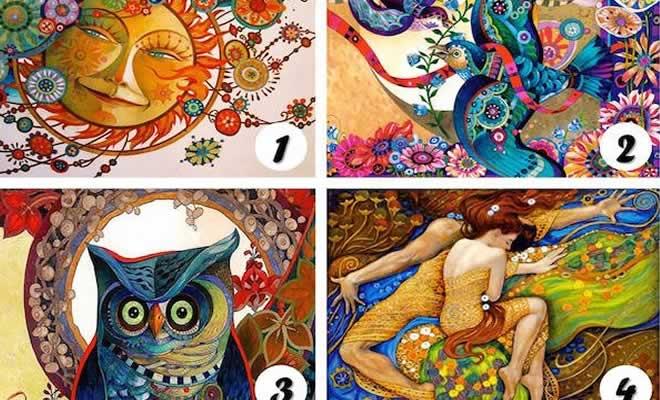 Teste psicológico: Aquela imagem que você escolhe revela sua personalidade 7