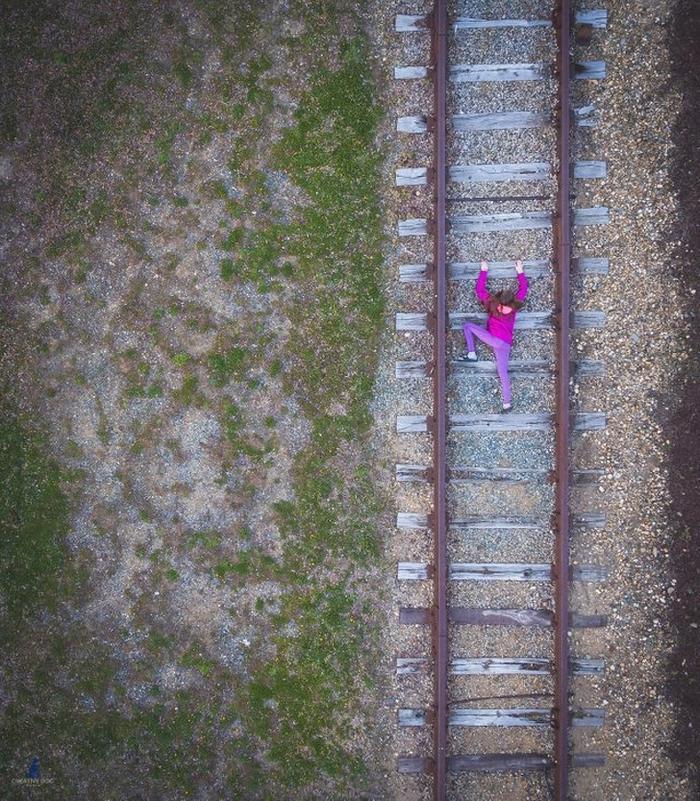 20 incríveis fotos feitas com drones 6