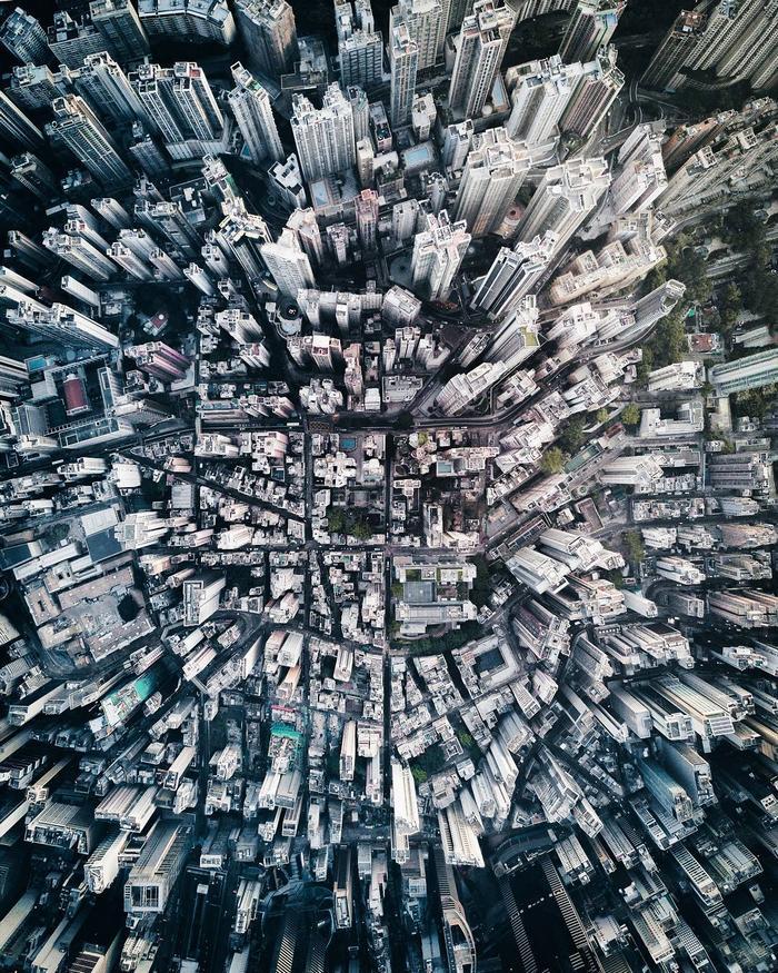 20 incríveis fotos feitas com drones 7