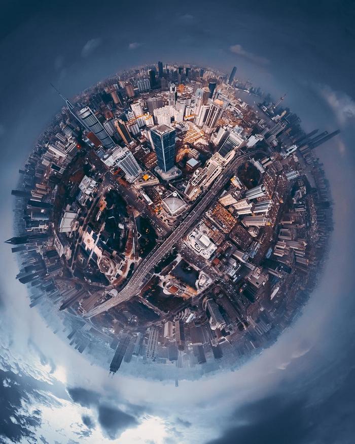 20 incríveis fotos feitas com drones 8