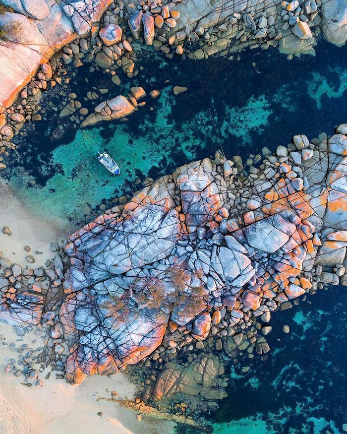 20 incríveis fotos feitas com drones 9