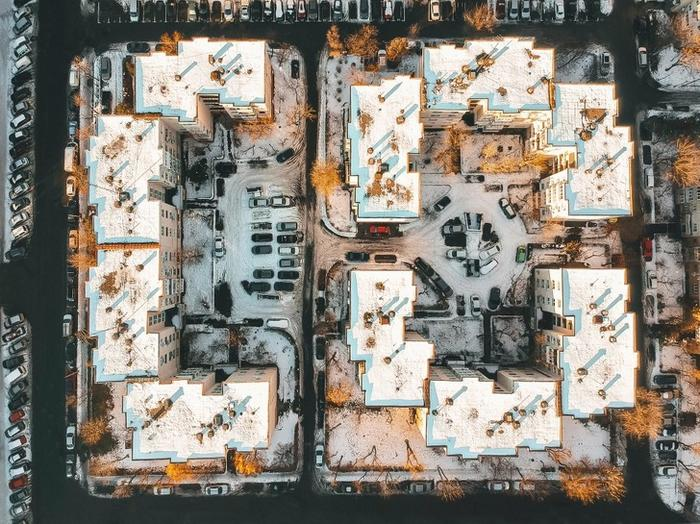 20 incríveis fotos feitas com drones 12