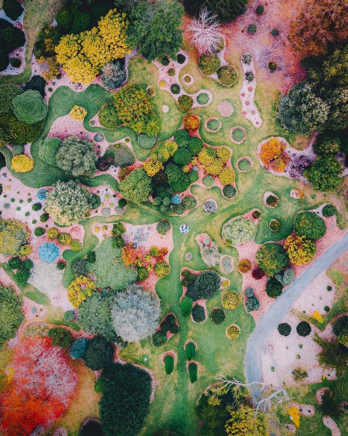 20 incríveis fotos feitas com drones 22