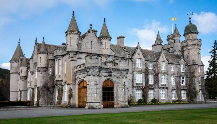 8 residências da realeza britânica que são impressionantes 4