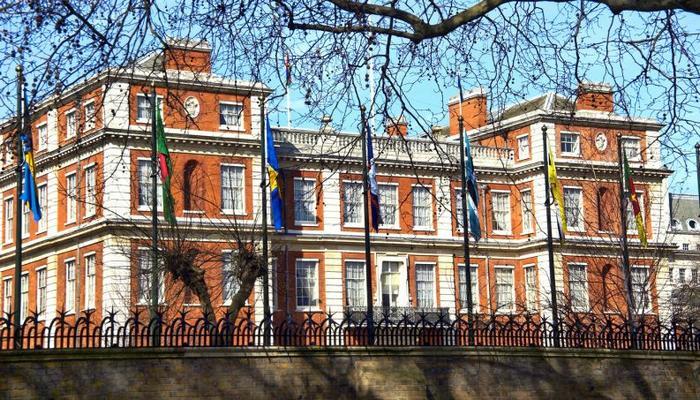 8 residências da realeza britânica que são impressionantes 5
