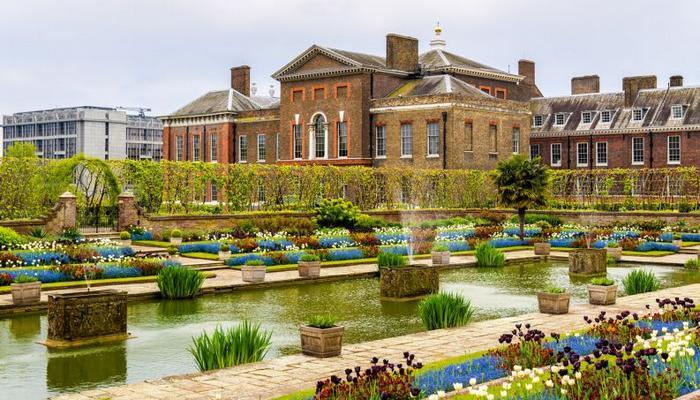 8 residências da realeza britânica que são impressionantes 8