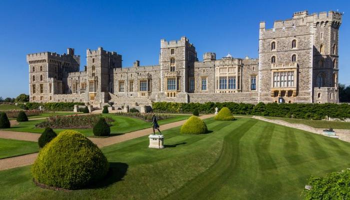 8 residências da realeza britânica que são impressionantes 10