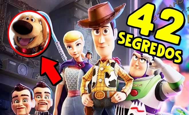 42 segredos escondidos no trailer de Toy Story 4 6