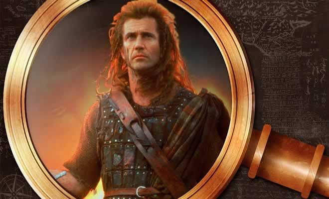 O verdadeiro Coração Valente, William Wallace 1