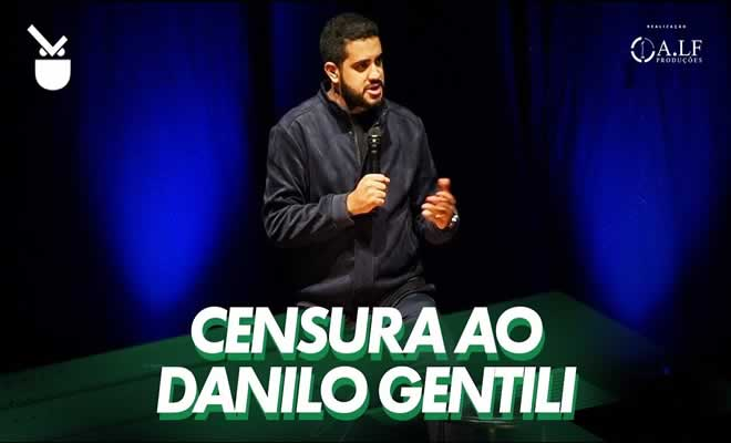 Censura ao Danilo Gentili 39