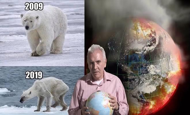 A 6ª extinção em massa começou! 3