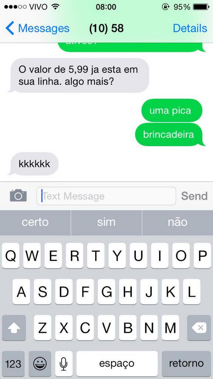 14 fatos que o brasileiro só deveria se comunicar por mensagem 5