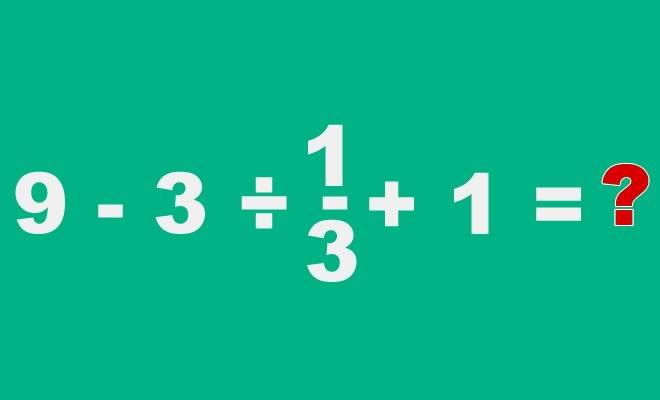 Você consegue resolver essa equação?