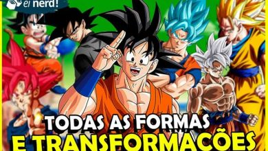 Photo of Todas as formas do Goku até hoje