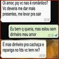 Amor porque você não é romântico