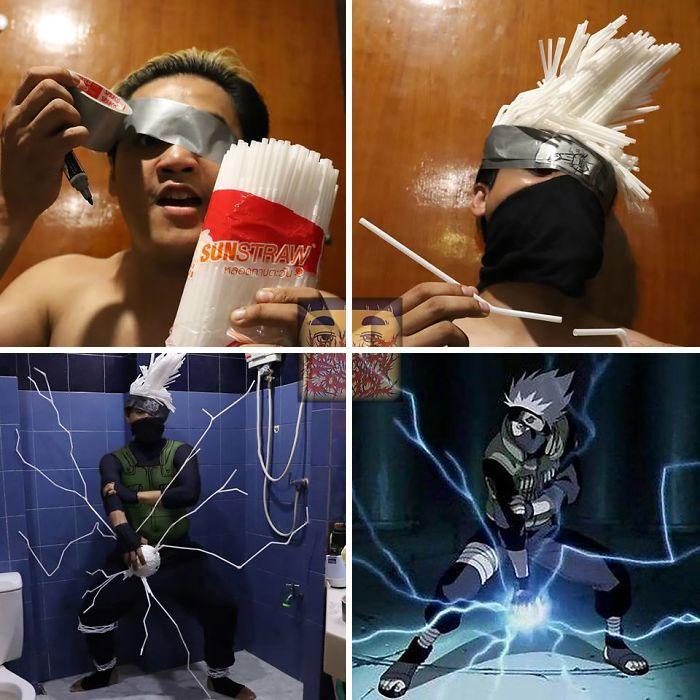 43 novos trajes do cara do cosplay barato que são divertidos 41