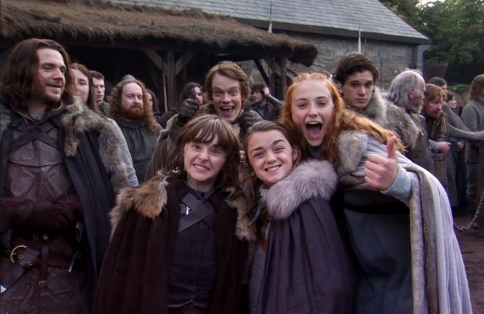 14 recordações e momentos inesquecíveis das filmagens de Game of Thrones 8