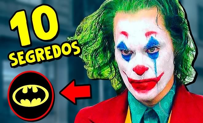 10 segredos escondidos no trailer de Coringa 3