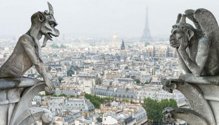 13 segredos ocultos na Catedral de Notre-Dame 4