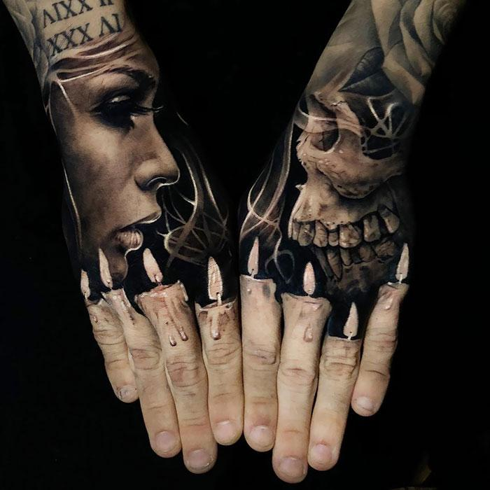 43 tatuagens 3D mais épicas da internet 4
