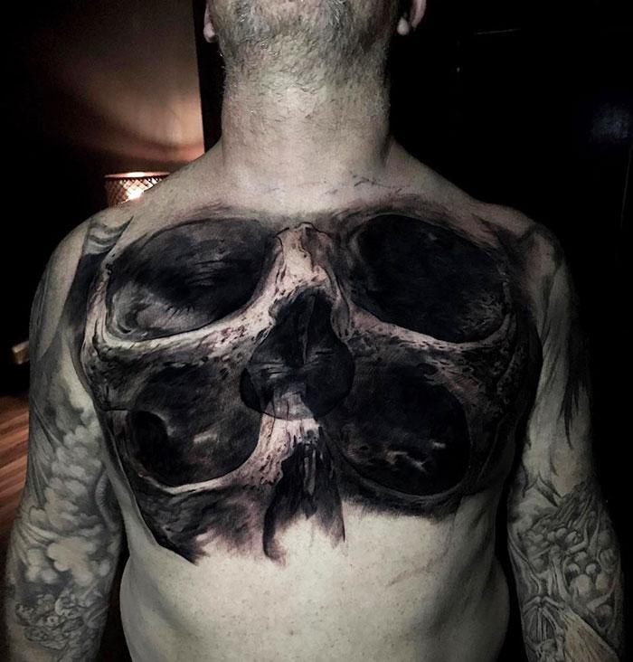 43 tatuagens 3D mais épicas da internet 5
