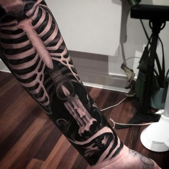43 tatuagens 3D mais épicas da internet 8