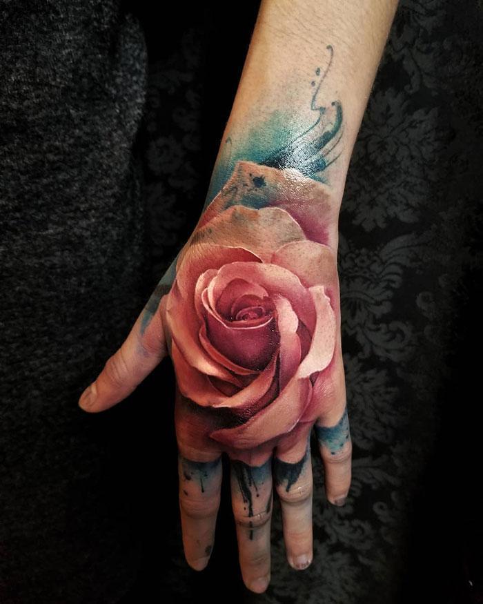 43 tatuagens 3D mais épicas da internet 10