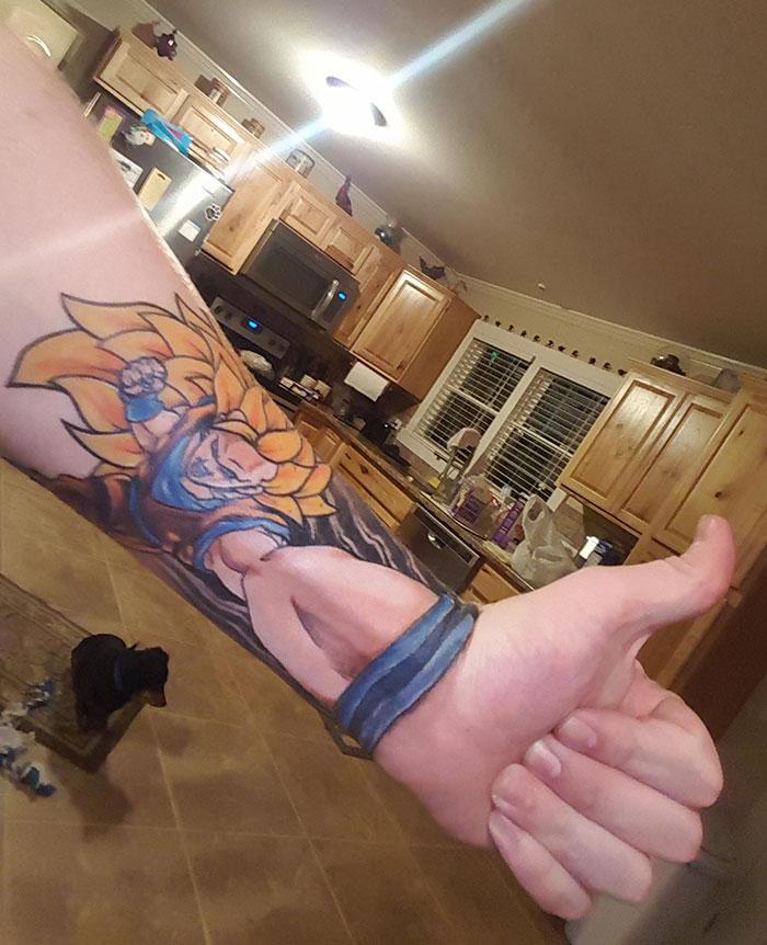43 tatuagens 3D mais épicas da internet 22