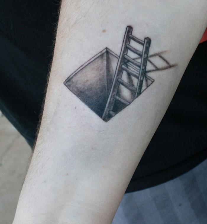 43 tatuagens 3D mais épicas da internet 29