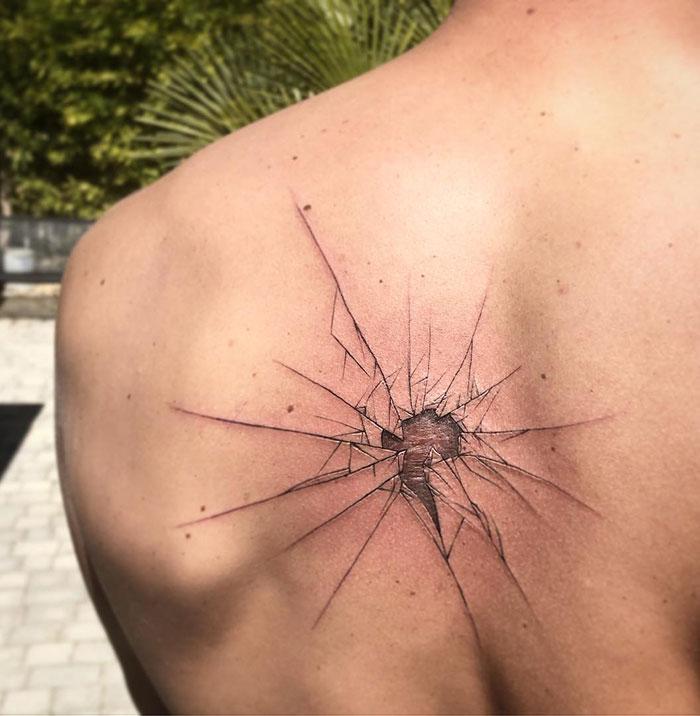 43 tatuagens 3D mais épicas da internet 37