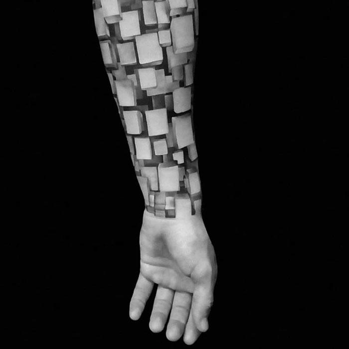 43 tatuagens 3D mais épicas da internet 38